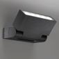Ai Lati Stola Wall Lamp Applique LED Adjustable Rectangular IP65