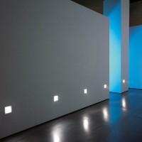 Lucifero's Incas 90 LED Faretto da Incasso GU10 Bianco