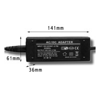 Lampo LED driver 100W Constant Voltage 24V DC Converter For Indoor Use