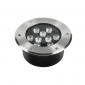 Lampo LED 12V ground light Recessed Spotlight Aluminium and Stainless Steel Carriegeable Walkable For Outdoor