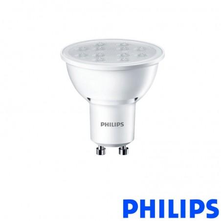 Philips lampadina Led CorePro LEDspotMV 5-50W GU10 827 36D 2700K luce calda