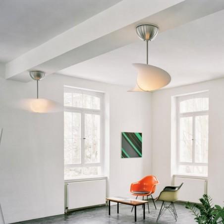 Serien Propeller Ceiling Fan D.620mm with Lamp E27 105W Design
