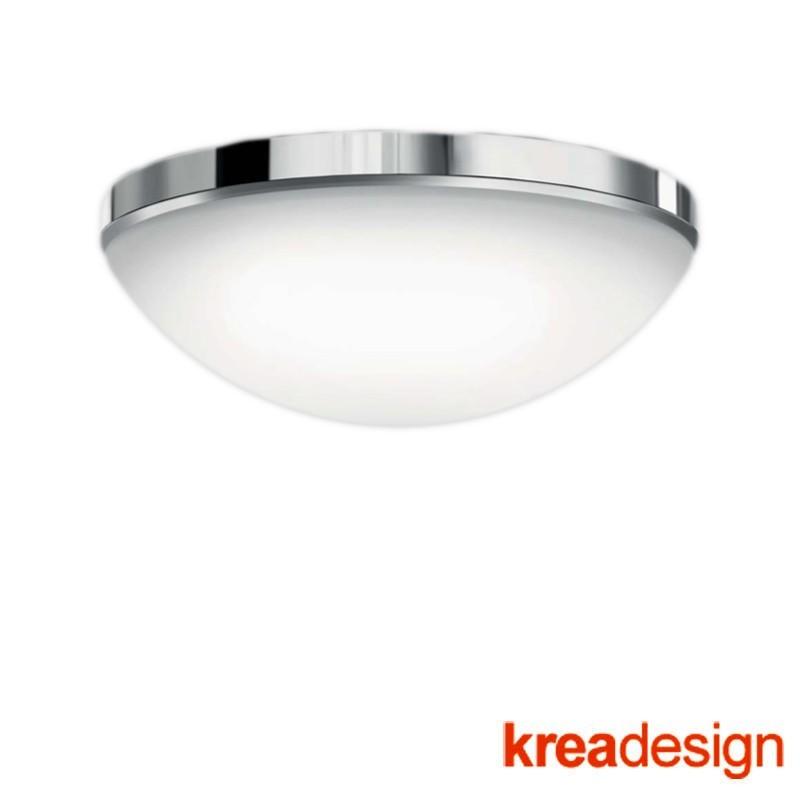 Kreadesign Astra 320 Cromo Ceiling or Wall Lamp 13080