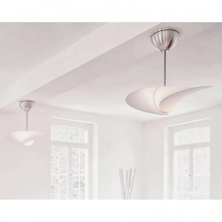 Serien Propeller Ceiling Fan D.820mm with Lamp E27 105W Design