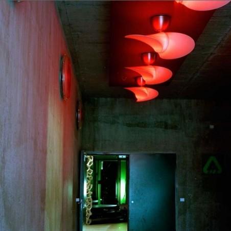 Serien PROPELLER Ceiling Suspension Fan Lamp 420mm 105W E27 Design by Yaacov Kaufman