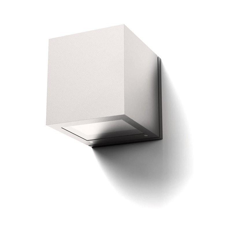 LED Parete Esterna Luce Ovale 3000k ip65 GRIGIO SCURO