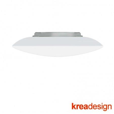 Kreadesign Astra 300 Transparent Wall or Ceiling Lamp IP65