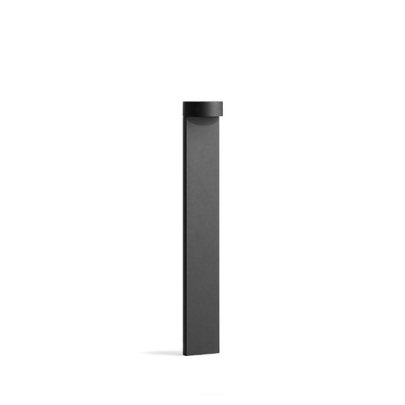 BEGA Paletto da Giardino LED 3.5W 131lm H.70 cm IP65 per esterno