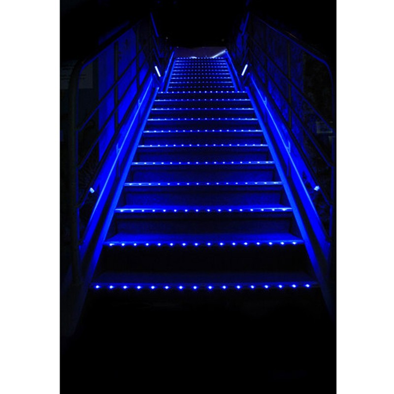 led 39 s on alu stair led aluminum profile 1 meter al st diffusione luce srl. Black Bedroom Furniture Sets. Home Design Ideas