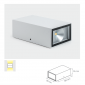Lampo UP & DOWN Wall Lamp Applique Double emission LED 10W Indoor Outdoor IP54