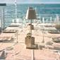 Ai Lati POLDINA LED Table Lamp 2W 3000K Rechargeable IP54 Outdoor White