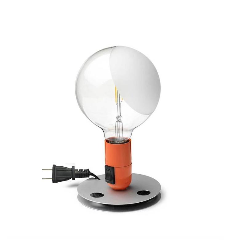 Indexbild 2 - Flos LED Leuchtmittel Tischleuchte Schwarz 110V Ul By Achilles Castiglioni
