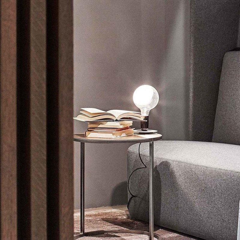 Indexbild 6 - Flos LED Leuchtmittel Tischleuchte Schwarz 110V Ul By Achilles Castiglioni