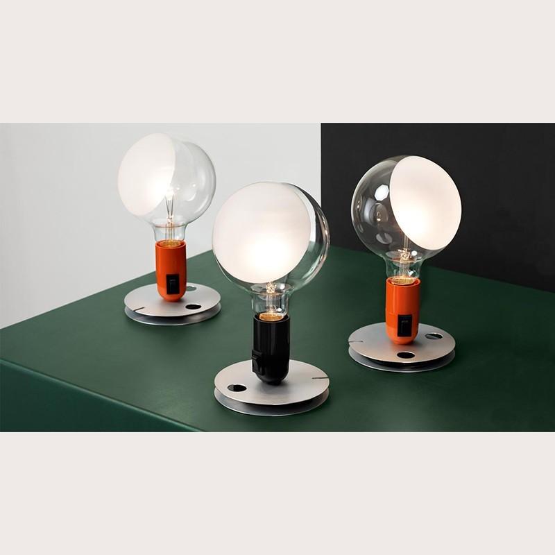 Indexbild 8 - Flos LED Leuchtmittel Tischleuchte Schwarz 110V Ul By Achilles Castiglioni