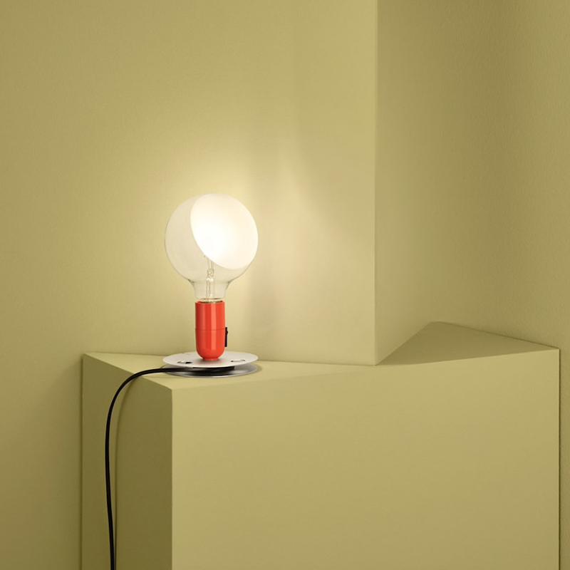 Indexbild 9 - Flos LED Leuchtmittel Tischleuchte Schwarz 110V Ul By Achilles Castiglioni