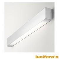 Lucifero's File Lampada da Parete per Fluorescente Alluminio LT2821