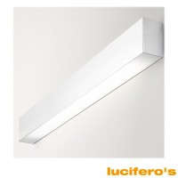 Lucifero's File Lampada da Parete LED 1700 mm LTC824 Bianco