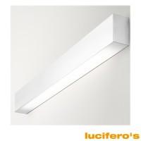 Lucifero's File Lampada da Parete 1477 mm LT2823 Bianco