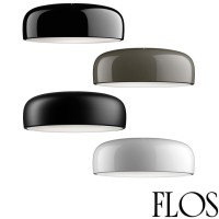 Flos Smithfield C Ceilingn Lamp halogen version by Jasper Morrison