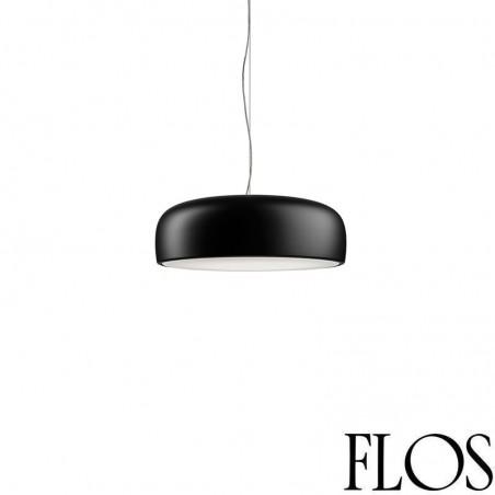 Flos Smithfield S Suspension Pendant Lamp Matt Black By Jasper Morrison