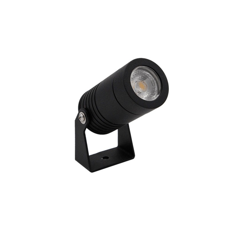 Lampo mini proiettore led 6w faretto orientabile per for Proiettori a led