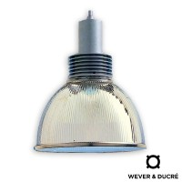Wever & Ducrè Techno P Industrial Suspension Lamp 26W IP40