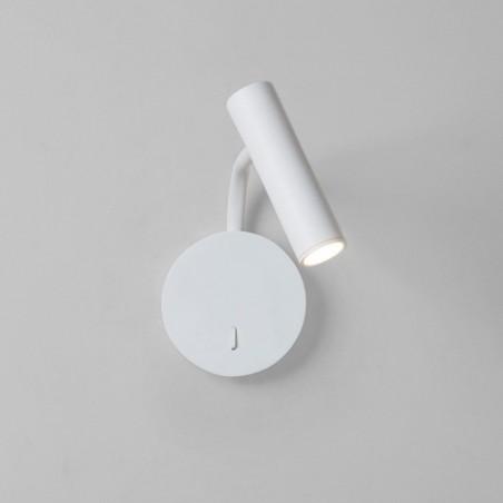 Astro Lighting Enna Wall LED Lampada da Parete Con Braccio Orientabile E Interruttore