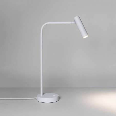 Astro Lighting Enna Desk LED Lampada da Tavolo Orientabile Con Interruttore