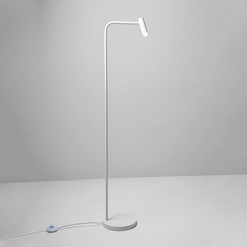Astro Lighting Enna Floor LED Lampada da Terra Orientabile Con Interruttore