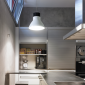 Flos Light Bell LED 49.5W Suspension Lamp By Piero Lissoni