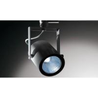 iGuzzini MK99.004 Front Light Proiettore da Binario NERO 27W LED 3000k