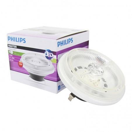 Philips Bulb Lamp Master LEDspot LV AR111 D 11-50W 24D 3000K G53