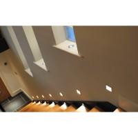 Lampo Faretto LED Montaggio A Incasso Ultrasottile 3W 12V IP44