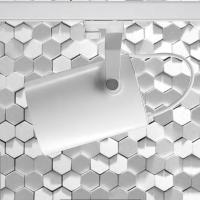Ideallux Beba LED 28W 3000K 3000lm Track Projector Grey