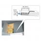 Lampo Sensor On-Off 12V-24V for Doors Furniture Doors