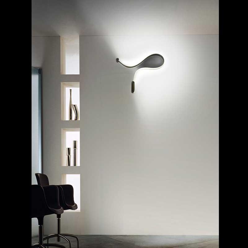 Cini Nils cini nils formala led ceiling or wall l diffusione luce srl