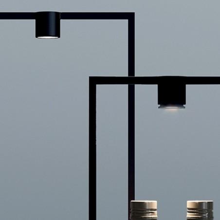 Artemide Curiosity LED USB Lampada a Batteria Portatile Ricaricabile 3.6W Luce Calda Dimmerabile