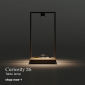 Artemide Curiosity LED USB Battery Lamp Rechargeable Portable 3.6W Warm Light Dimmable