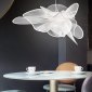 Slamp LA BELLE ÉTOILE LED Suspension Lamp In Warm light Chandelier By Adriano Rachele