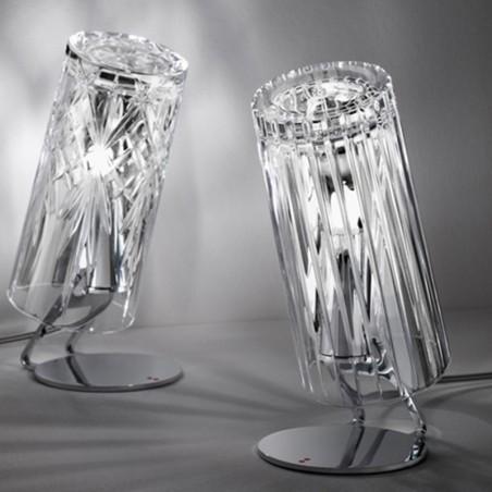 Fabbian Dono Glass Table Lamp