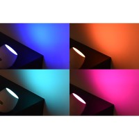 Philips Living Colors MICRO White Table Lamp LED 4.7 W MULTI COLOR RGB