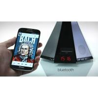 Rotaliana LaDiva LED Table Lamp and Music System Bluetooth Dark Grey