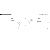 Alimentatore Meanwell LPV-35-12 35W 12V 3A IP67 per LED