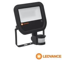 Osram LEDVANCE Floodlight 100DEG LED 50W PIR Sensor 5500lm Outdoor Spotlight IP65
