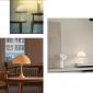 Louis Poulsen Panthella Table Lamp Classic E27 By Verner Panton