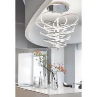Flos 2620 LED Suspension Lamp Chandelier By Ron Gilad