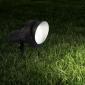 Ideal Lux Terra PT1 BIG Floor Lamp E27 With Picket Outdoor Garden IP65