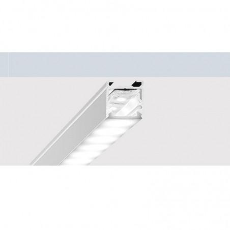 iGuzzini MXK9 Underscore 15 White 2M Profile Linear Low Minimal for LED strip