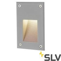 SLV Brick LED Downunder Vertical Lampada da Parete Esterno Segnapasso