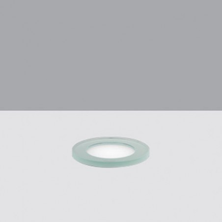 iGuzzini 2960.001 Deep Frame Minimal Bianco 2x75W E27